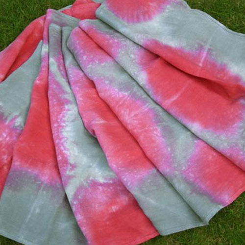 Oscha Art Dyed Peoni