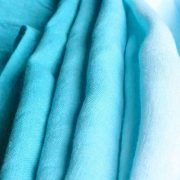Oscha Dyed Grad Blue Lagoon
