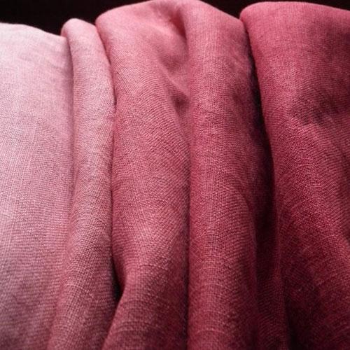 Oscha Dyed Grad Red Sahara