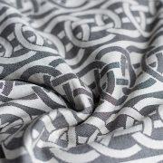 Oscha Japanese Knot Ooki Zen with Sea Island cotton